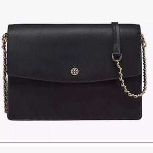 Tory Burch Parker Large leather convertible bag